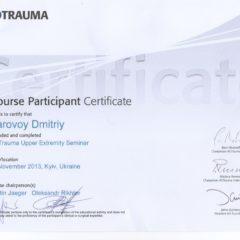 AOTrauma Upper Extremity Seminar