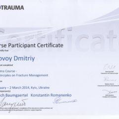 27.02.2014 AOTrauma Basic Course